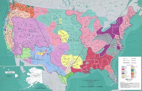 Native America , represented here in Vian Oklahoma